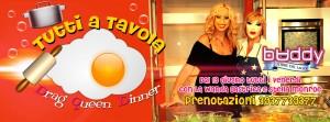 """""""TUTTI A TAVOLA"""" con La Wanda Gastrica e Stella Monroe @ BADDY   Marina di Torre del Lago Puccini   Toscana   Italia"""